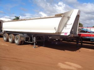 Procaman End Tipper
